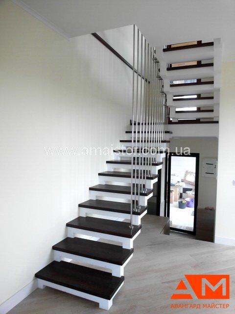 перила для лестницы от авангард-мастера